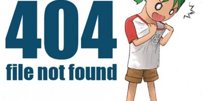 Оформляем страницу 404 — Page not found