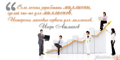 Бизнес - мотиваторы