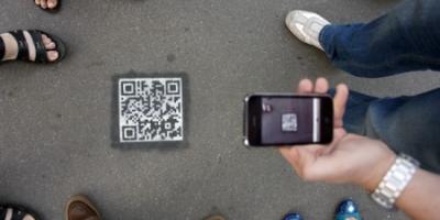 MiolaWeb.ru -  QR код: Ваша QRутая рекламная фишка