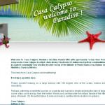 Сайт-визитка недвижимости