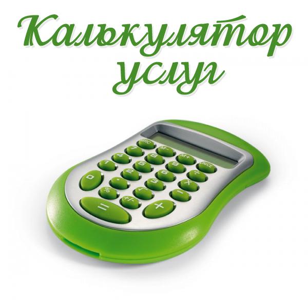 Кальлятор услуг MiolaWeb.ru