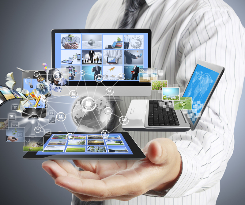 advancement of technological gadgets to the student