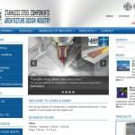 Сайт для металло обрабатывающей компании