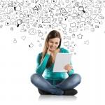 История возникновения и развития социальных сетей