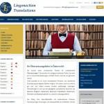 Создание сайта для бюро переводов