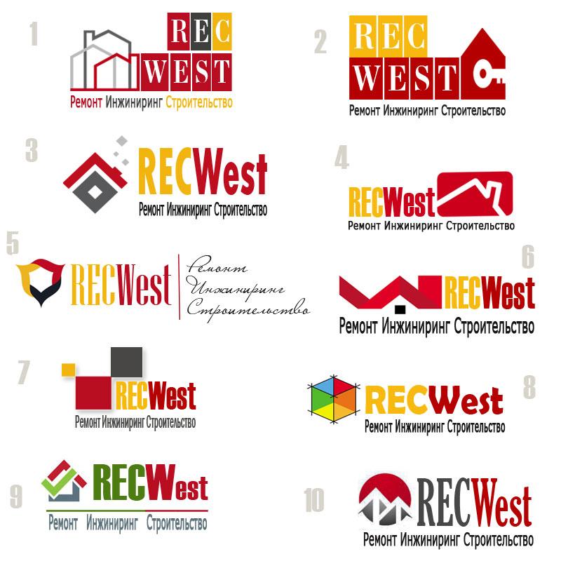 Создание логотипа для строительной компании