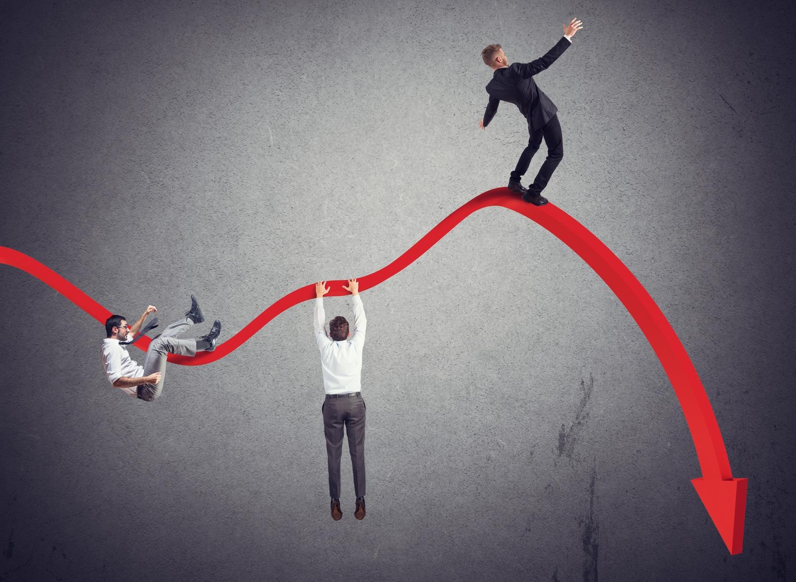 Пережить кризис. Правила выживания бизнеса. Советы от MiolaWeb.ru